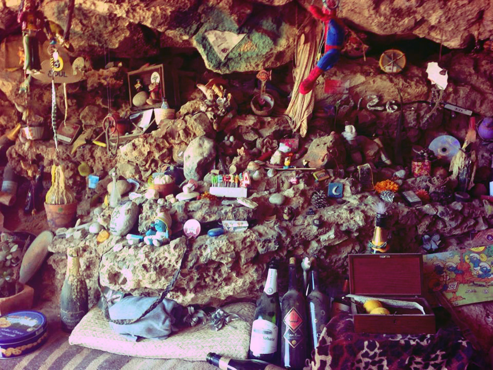 The Witches Cave