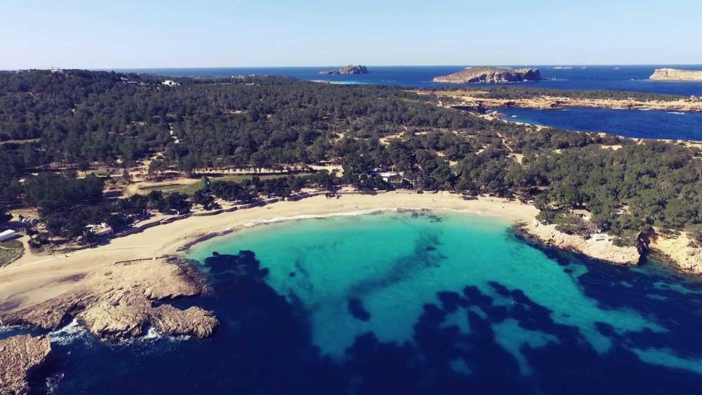 Ibiza Coastline