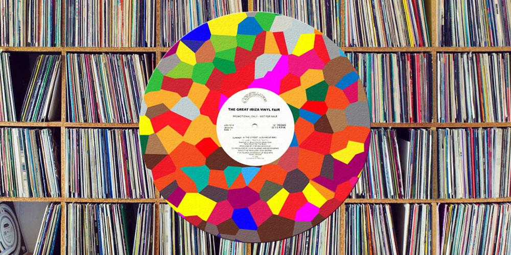 Ibiza Vinyl